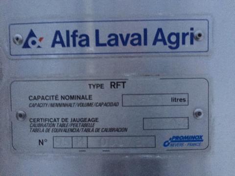 De Laval  RFT 1250