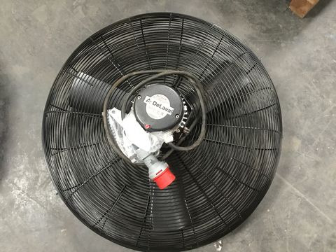 De Laval Ventilator
