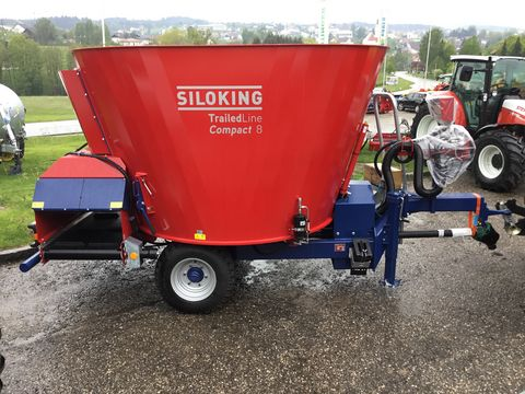 Siloking TrailedLine Classic Compact