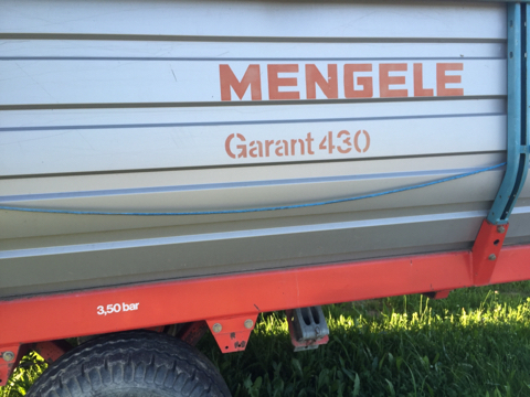 Mengele Garant 430
