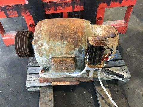 Sonstige Elektro Motor f.sammler