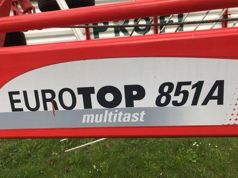Pöttinger EUROTOP 851 MULTITAST