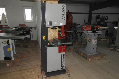 Hammer Holzbandsäge Hammer N4400  gebraucht -Verkauft