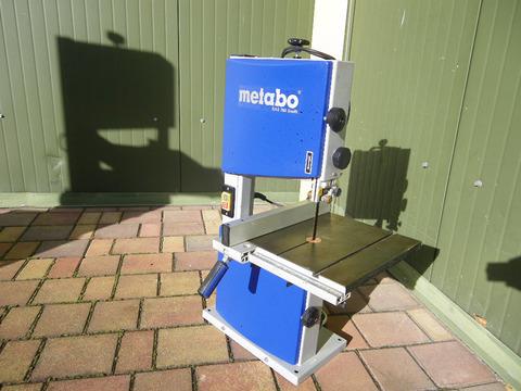 Metabo Holzbandsäge Metabo BS260 gebraucht
