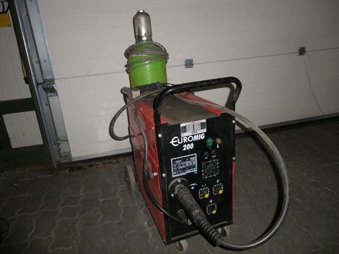 Sonstige Schutzgasschweißer Euromig 200 gebraucht