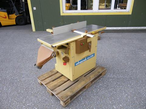 Scheppach AD-Hobelmaschine Scheppach HM320 gebraucht