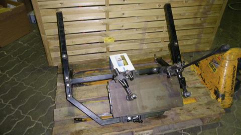 Holzprofi gebrauchtes Holzprofi Langlochboard zu STÖ310