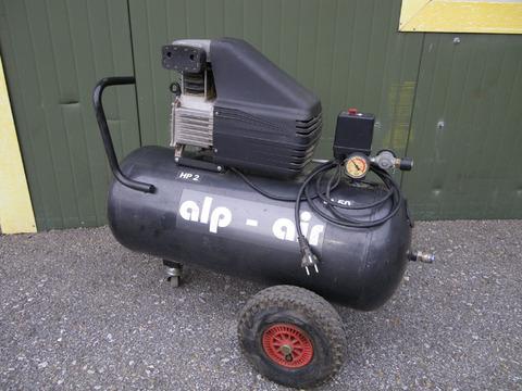 Sonstige Kompressor Alp-Air gebraucht
