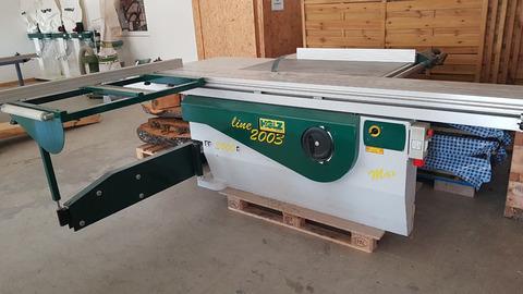 Holzprofi Formatkreissäge Holzprofi FP3000S gebraucht