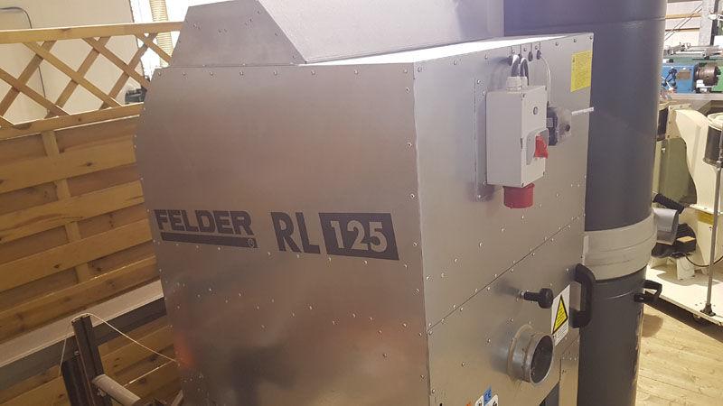 Lieblings Felder Absaugung Felder RL125 gebraucht - Holzprofi Pichlmann GmbH &SQ_96