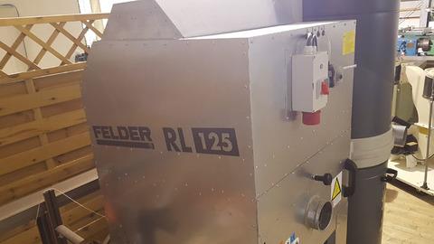 Felder Absaugung Felder RL125  gebraucht