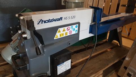 Sonstige Holzspalter Holzkraft HS5t gebraucht