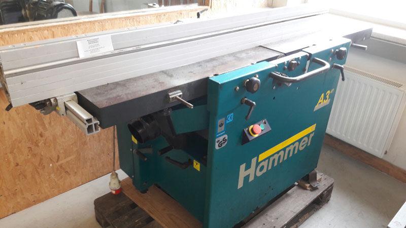 Hammer Ad Hobelmaschine Hammer A341 Gebraucht Holzprofi