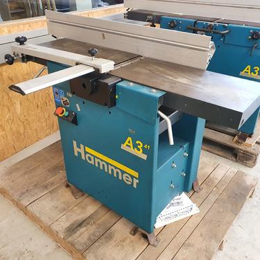 Hammer AD-Hobelmaschine Hammer A3-31 gebraucht