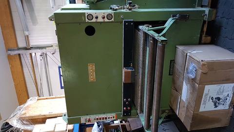 Sonstige Breitbandschleifmaschine TKS 1100 gebraucht