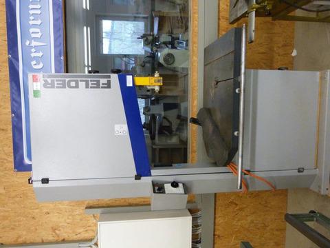 Felder gebrauchte Felder Holzbandsäge FB640