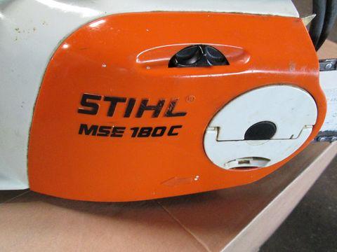 Stihl Stihl Elektro MSE 180 C  30cm