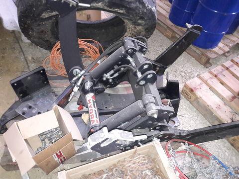 Hydrac Fronthydraulik 2 to
