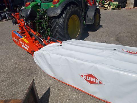 Kuhn GMD350