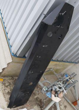 Sonstige Steyr 975 Forstplatte