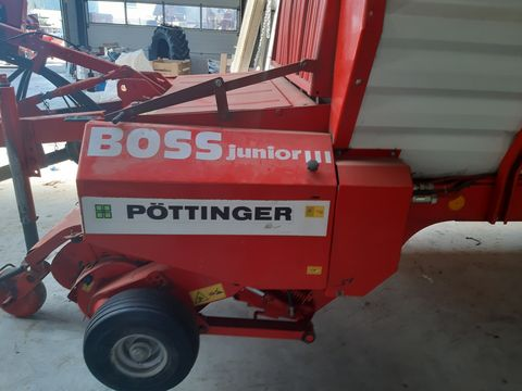 Pöttinger BOSS Junior III