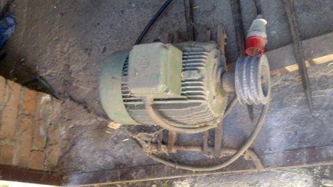 Sonstige E Motor 7,5 kW