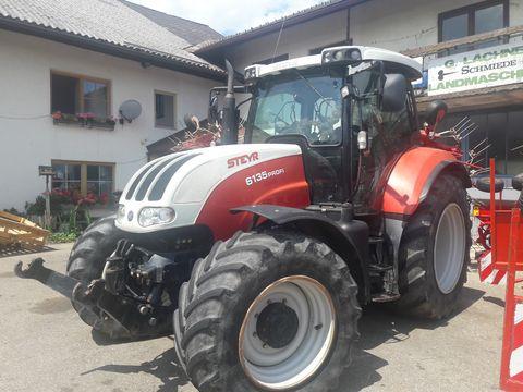Steyr Profi 6135 Profimodell