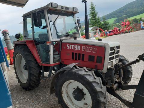 Steyr 8070 SK 2 (KK)