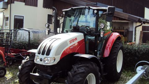 Steyr 4075 Kompakt ET Basis
