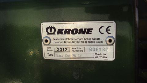 Krone Easy Cut 28CV