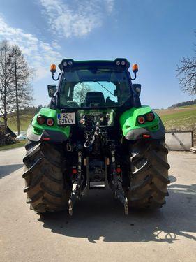 Deutz Fahr Agrotron TTV 6150.4 50 km/h