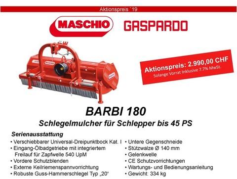 Maschio BARBI 180