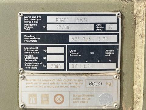 Sonstige Krapf MWM 140kVA 400V/230V