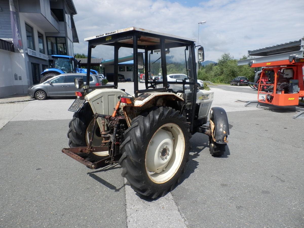 Lamborghini R 235 Dt Toutes Roues Motrices Tracteurs Affaires Fr