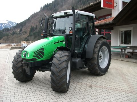 Deutz Fahr Agroplus 85 Limited Edition