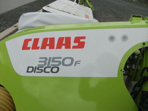 Claas DISCO 3150 F