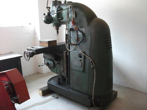 Sonstige MAS Universalfräß und Bohrmaschine