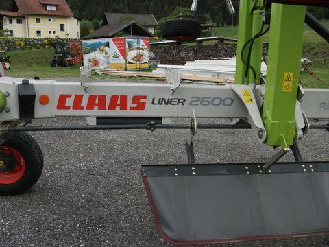 Claas LINER 2600 NEUMASCHINE