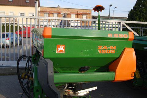 Amazone ZA-M 1500 Profis Tronic