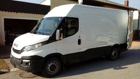 Iveco Daily Kastenwagen 35S