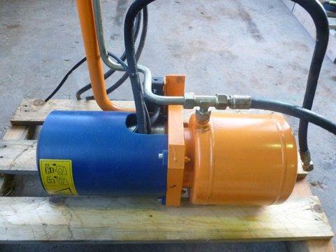 Schmidt Elektro-Hydraulikanlage ANB-K