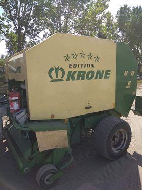 Krone RP 1550 Körbálázó