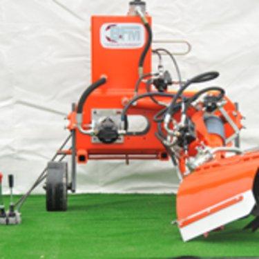 Baiano B1 stretto automata kitérős talajmaró