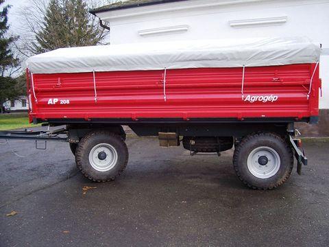 Egyéb AJG AP 208 forgózsámolyos pótkocsi