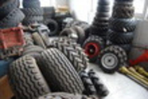 Sonstige verschieden Reifenmaße und Marken