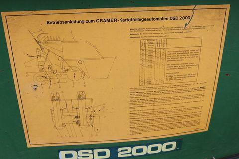 Cramer Kartoffellegeautomat (7409)