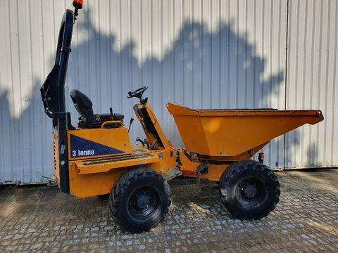 Thwaites 3 ton. DK Power Swivel