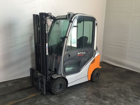 Still RX 70-16 - TRIPLEX 4,6 m - SEITENSCHIEBER