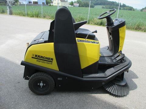Kärcher KM 120/150 R Aufsitzkehrmaschine