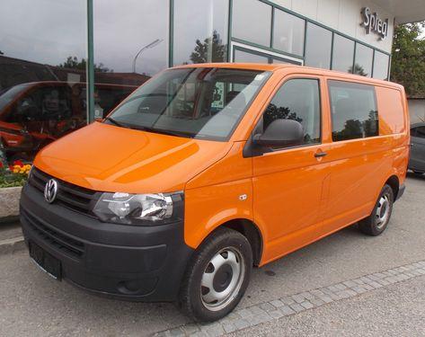 Volkswagen T5 TransVan Trendline KR 2,0 BiTDI DSG